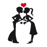 Tablier amoureux personnaliser ce tablier de la collection coeur - Coeur d amoureux ...